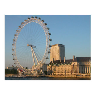 Millennium Eye London Postcard