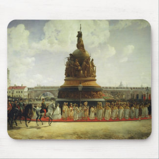 Millennium of Russia Mouse Pad