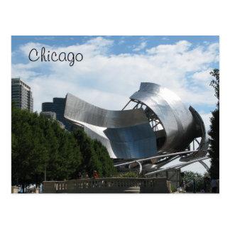 Millennium Park- Chicago Postcard