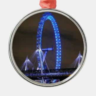 Millennium Wheel London Christmas Ornament