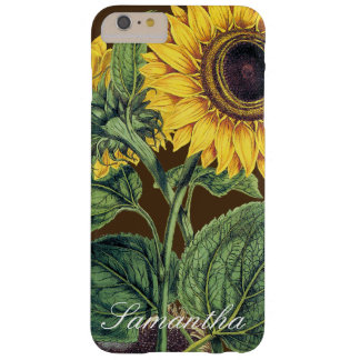 Miller: Sunflower Barely There iPhone 6 Plus Case