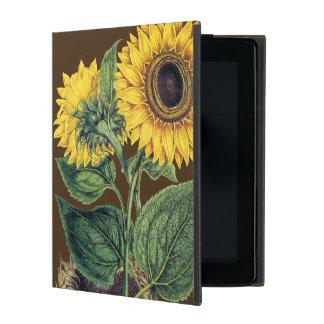 Miller: Sunflower Cases For iPad