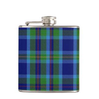 Miller Tartan Flask