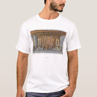 Millet Cross and British Redoubt View T-Shirt