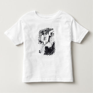 Millicent Duchess of Sutherland and her daughter Toddler T-Shirt