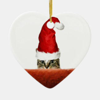 Millie Mac Christmas Hat Christmas Ornament