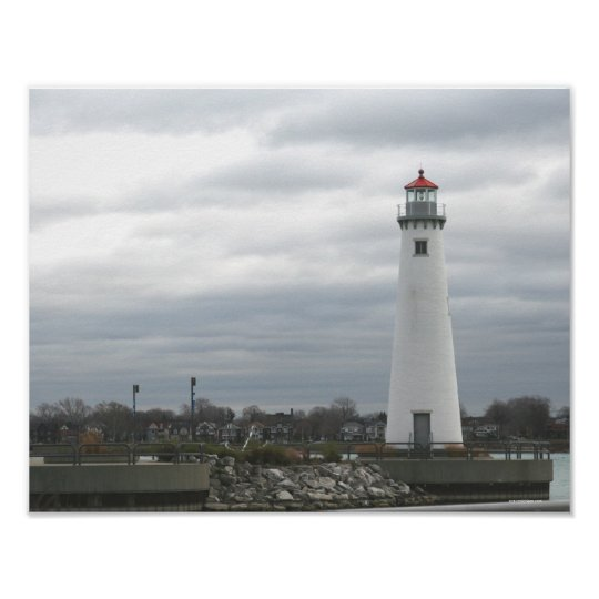 Milliken State Harbour Lighthouse Poster