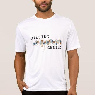 Milling Genius Tee Shirts