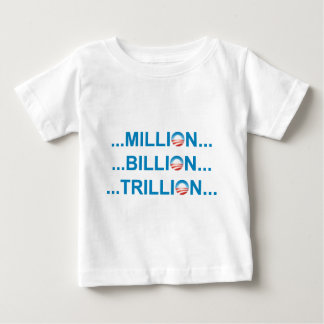 MILLION BILLION TRILLION TSHIRT