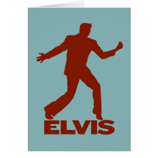 Million Dollar Quartet Elvis Greeting Card
