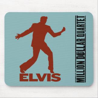 Million Dollar Quartet Elvis Mouse Mat