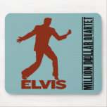 Million Dollar Quartet Elvis Mouse Pad