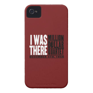 """Million Dollar Quartet """"I Was There"""" Case-Mate iPhone 4 Case"""