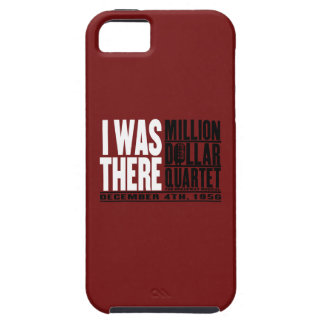 "Million Dollar Quartet ""I Was There"" iPhone 5 Cover"
