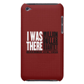 "Million Dollar Quartet ""I Was There"" iPod Case-Mate Cases"