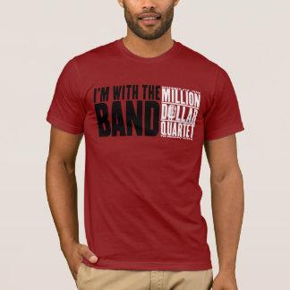 "Million Dollar Quartet ""I'm With the Band"" T-Shirt"