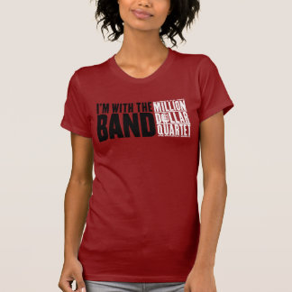 "Million Dollar Quartet ""I'm With the Band"" T-Shirt"