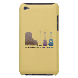 Million Dollar Quartet Instruments - Color Barely There iPod Cover
