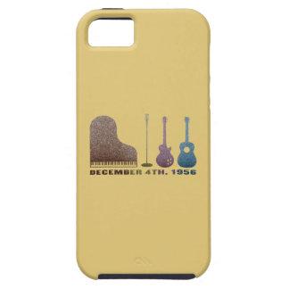 Million Dollar Quartet Instruments - Color iPhone 5 Covers