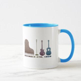 Million Dollar Quartet Instruments - Color Mug