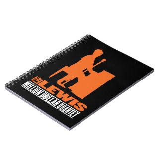Million Dollar Quartet Lewis Notebook