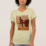 Million Dollar Quartet Lewis Type T-shirts