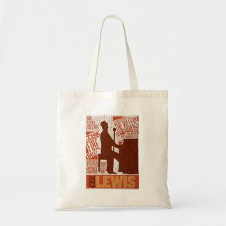 Million Dollar Quartet Lewis Type Tote Bag