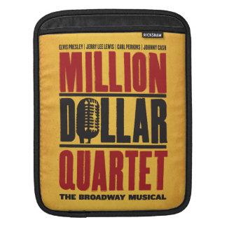Million Dollar Quartet Logo iPad Sleeve