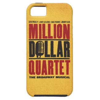 Million Dollar Quartet Logo iPhone 5 Cover