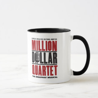 Million Dollar Quartet Logo Mug