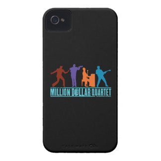 Million Dollar Quartet On Stage iPhone 4 Case-Mate Cases