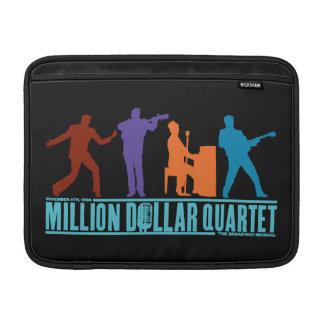 Million Dollar Quartet On Stage Sleeve For MacBook Air