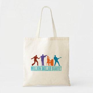 Million Dollar Quartet On Stage Tote Bag