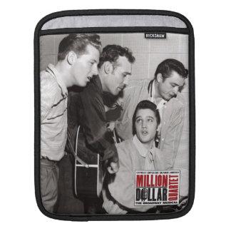 Million Dollar Quartet Photo iPad Sleeve