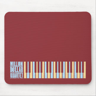Million Dollar Quartet Piano Mouse Mat
