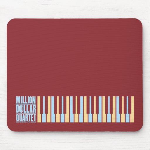 Million Dollar Quartet Piano Mousepad