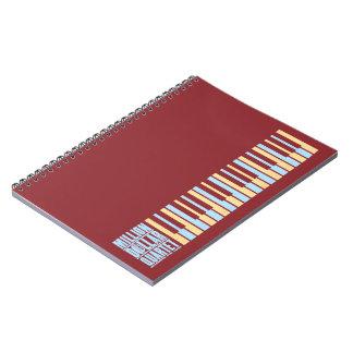 Million Dollar Quartet Piano Notebook