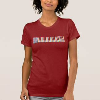 Million Dollar Quartet Piano T-Shirt