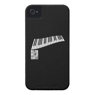 Million Dollar Quartet Piano - White Case-Mate iPhone 4 Cases