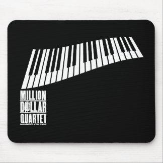 Million Dollar Quartet Piano - White Mouse Mat