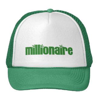 Millionaire-4 Trucker Hats