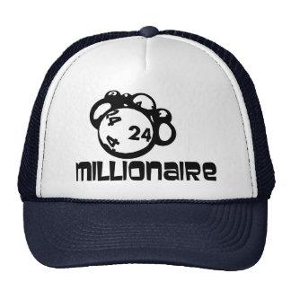 Millionaire Trucker Hats