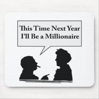 Millionaire Mousepads