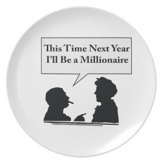 Millionaire Dinner Plates