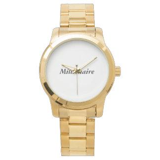 Millionaire Watch