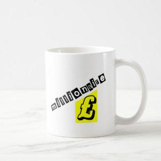 Millionaire Yellow Coffee Mugs