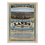 Millions of acres Sale - Poster