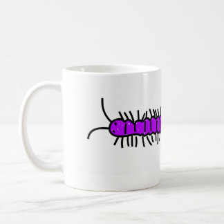 millipede basic white mug