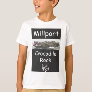 Millport Crocodile Rock 1 T-Shirt