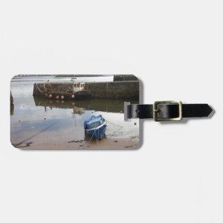 Millport, Isle Of Cumbrae - Low Tide Travel Bag Tag